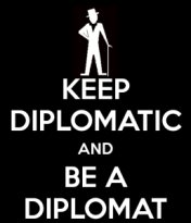Diplomat - Blog post 13-Nov-2014